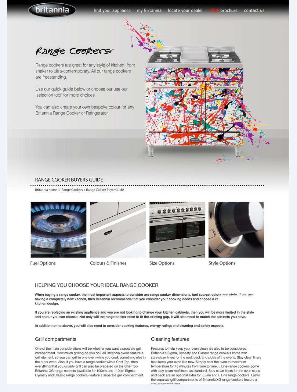 website design, increase website conversion rate