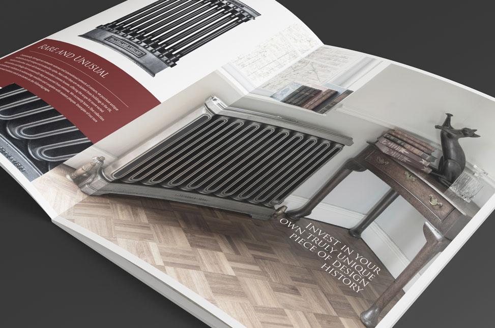 corporate brochure design studio