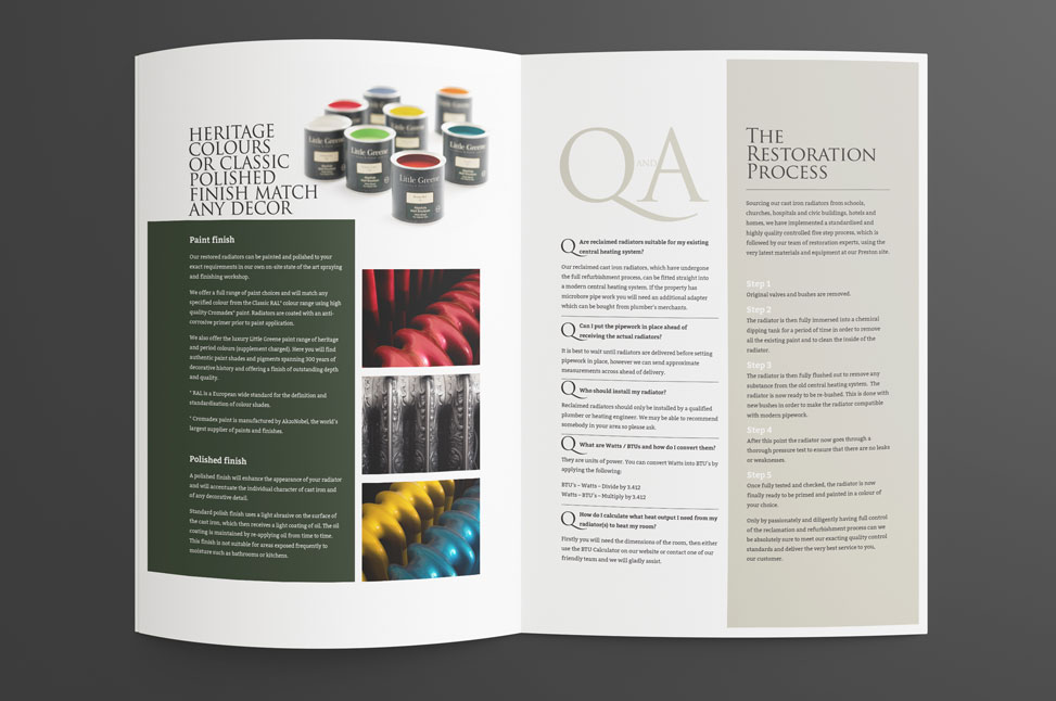 corporate brochure design agency